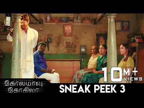 Kolamavu Kokila - Sneak Peek - 3   Nayanthara, Yogi Babu   Anirudh Ravichander   Nelson