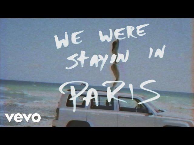 The-chainsmokers-paris-lyric