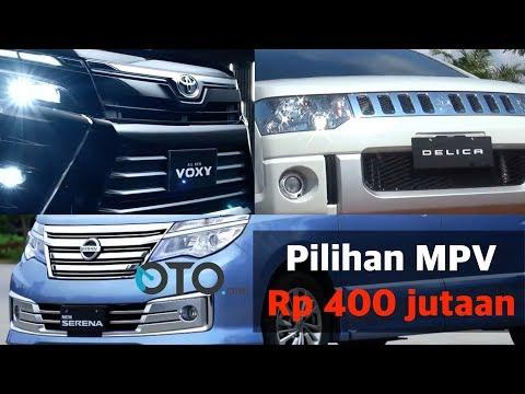 Pilihan MPV Rp 400 jutaan I OTO.com