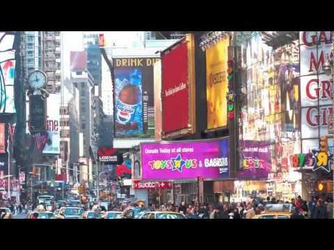 """Demons Alley """"NYC """" rock video from the 2012 album """"Dead End Tricks"""""""