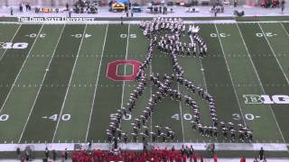 The Ohio State University Marching Band: Michael Jackson Tribute (Oct. 19, 2013)