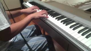 The Man Who Never Lied (Maroon 5) Piano Cover