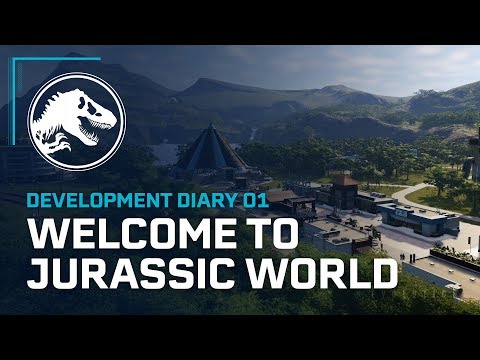 Dev Diary: Welcome to Jurassic World de Jurassic World Evolution