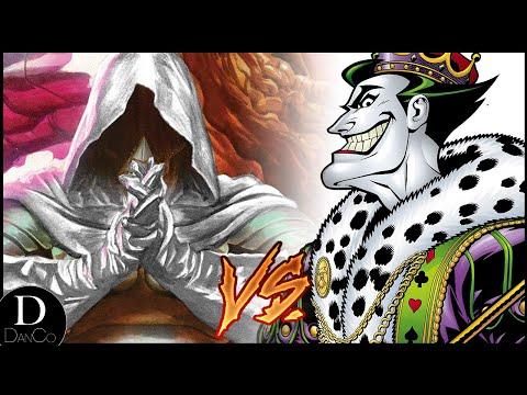 God Emperor Doom VS Emperor Joker | BATTLE ARENA