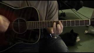 """""""I Know"""" - Acoustic Guitar Cover"""