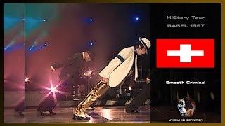 Michael Jackson Live In Basel 1997: Smooth Criminal - HIStory Tour