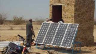 Jks solar project house in pakistan