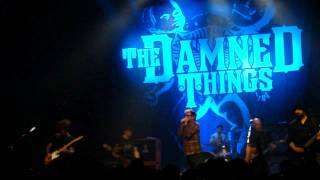"""The Damned Things - """"Handbook for the Recently Deceased"""" (Live in San Diego 8-13-11)"""