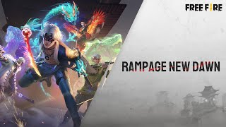 Rampage New Dawn: The Mythos Four | Full Animation | Garena Free Fire