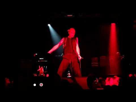 Shortparis - Отвечай за слова Live @ Station Hall – Moscow – 2018 17 12