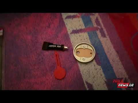 Duschkorb von Easy Home - Montieren ohne Schrauben