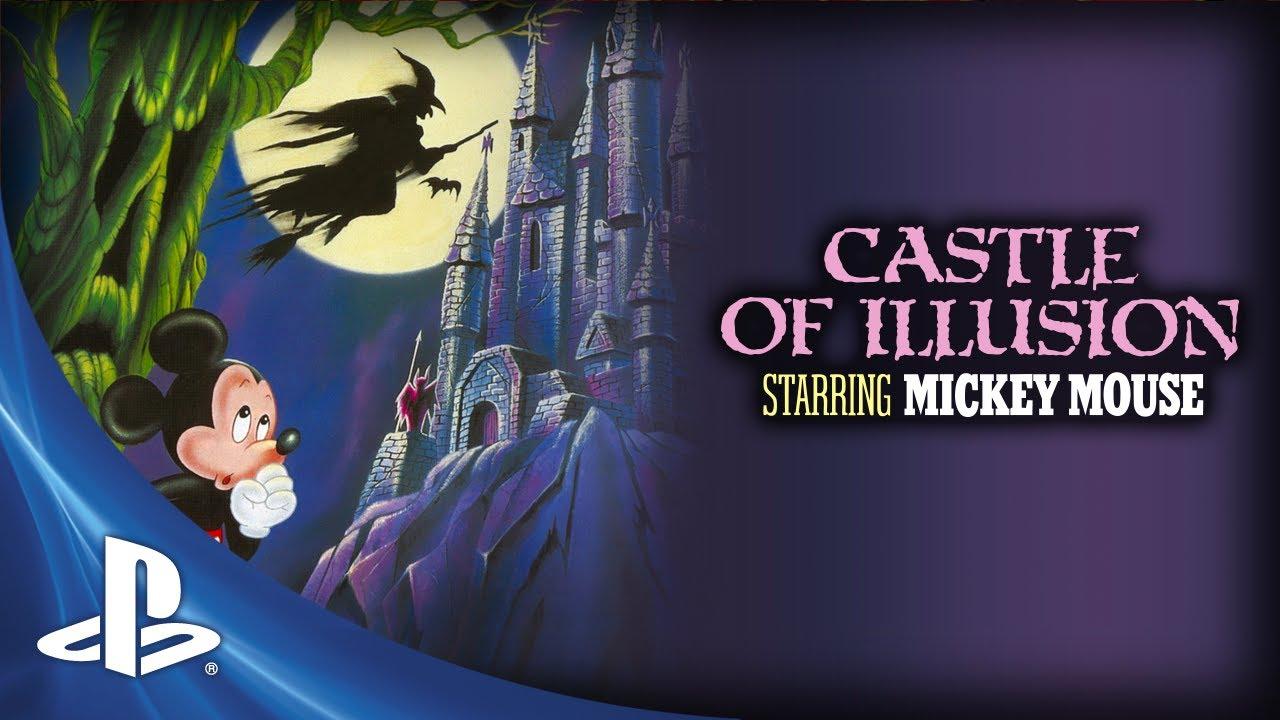 Castle of Illusion: Reimaginando um Clássico