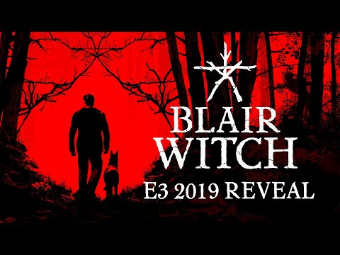 Blair Witch : Trailer d'annonce