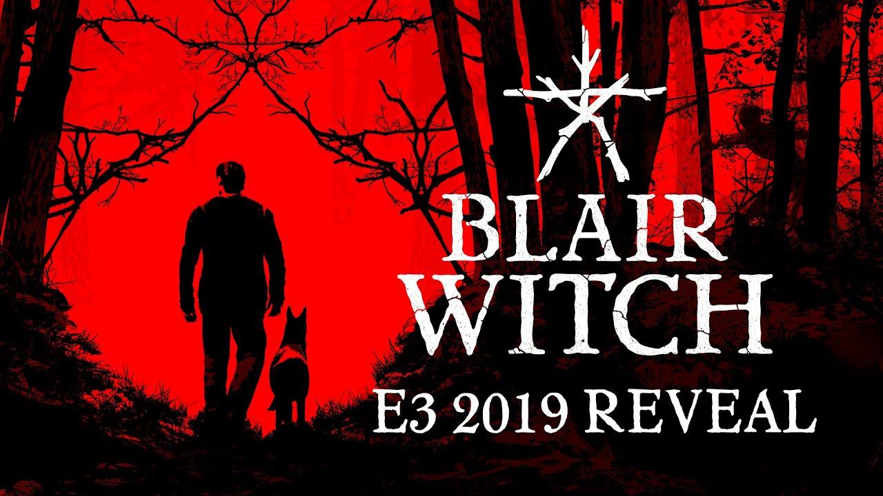 Resultado de imagen para Blair Witch videojuegos