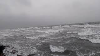 Heavy waves Seaview - Karachi - Самые лучшие видео