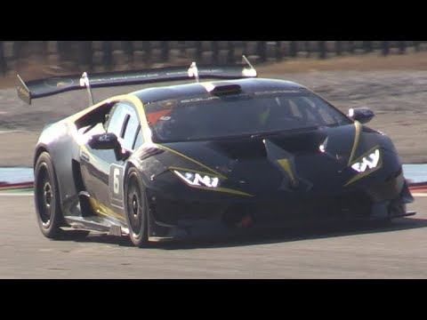 Franciacorta Test Day 6/2/2019-Huracan SuperTrofeo,991 GT3 CUP,Nissan Skyline Drifts & More