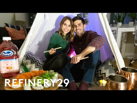 5 Days Of Date Night Ideas | Try Living With Lucie | Refinery29
