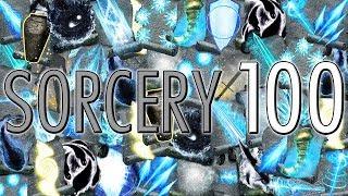 Sorcery 100 - Dark Souls 3