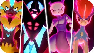Marshadow  - (Pokémon) - Pokémon Sword & Shield : All Legendary Dynamax Moves