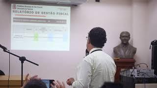 Audiência Pública - Projeto de Lei Orçamentária 2020
