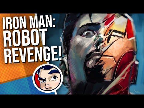 "Iron Man ""Tony Stark is Still Dead?!"" – Complete Story | Comicstorian"