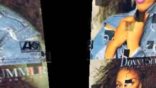 Donna Summer - I Dont Wanna Get Hurt - Album Instrumental remix