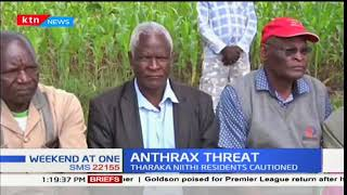 Anthrax threat reported as Kenyans gear up for the festive season