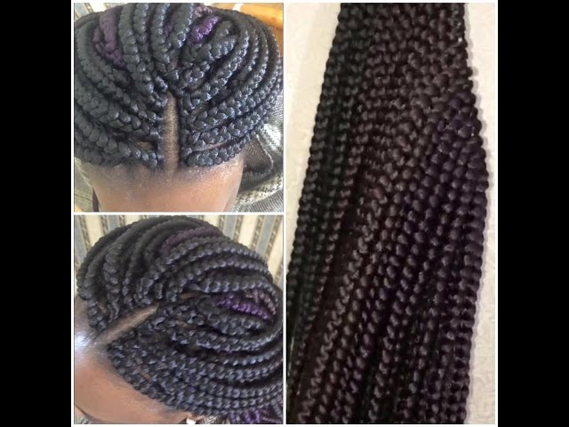 How-to-pre-braid-box-braids