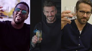 Mixing with Diddy and Beckham