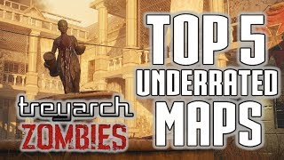 top 5 underrated zombies maps - मुफ्त ऑनलाइन वीडियो ...