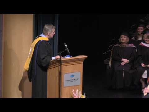 Phil Nuytten receives honorary doctorate from Vancouver Island University