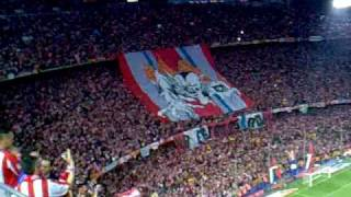 preview picture of video '19.05.10. Final Copa del Rey 2.010. Camp Nou, Barcelona'