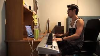 Untouchable - Tritonal & Cash Cash  (Piano Cover) ♫ DKMusic 808 ♪