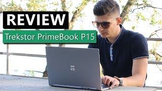 Trekstor PrimeBook P15 Review / Test (Deutsch)