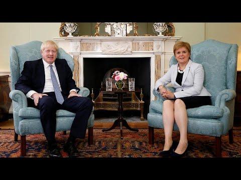 Τζόνσον: «Χρειαζόμαστε νέα εμπορική συμφωνία με την ΕΕ»…