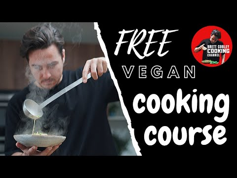 FREE Vegan Cooking Course - YouTube
