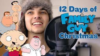 12 Days of Family Guy Christmas || Mikey Bolts
