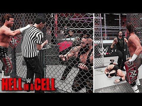 AAJ APUN JAALI TODEGA - WWE 2K19
