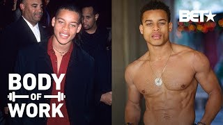 Cousin Skeeter's Robert Ri'chard Reveals His 10 Minute, No Gym Workout Secrets   Body Of Work