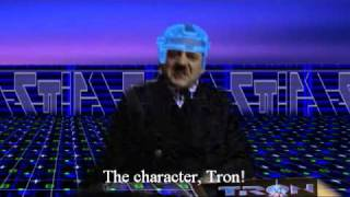 Hitler Tron Reviews Tron Legacy