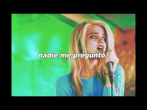 Sky Ferreira- Nobody asked me (Sub)