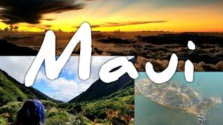 Maui Hawaii   AMAZING 5 DAY ITINERARY IN MAUI!!   Hawaii Travel Vlog