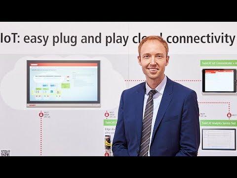 TwinCAT 3 IoT HTTPS/REST