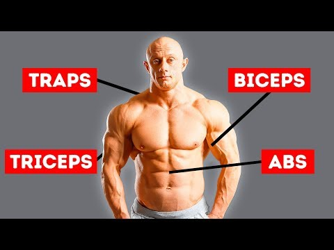 Only 3 Exercises to Hit Every Muscle in Your Body