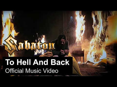SABATON - To Hell And Back (Official Music Video) online metal music video by SABATON