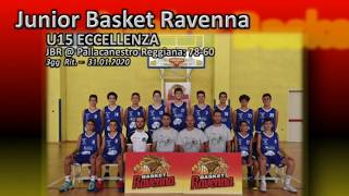 U15 E: Pall. Reggiana – JBR highlights
