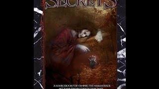 The Gentleman Gamer: V20 Dark Ages Tome of Secrets