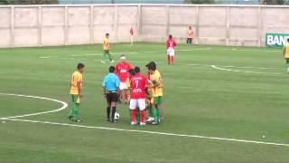 preview picture of video 'primer Tiempo Juventud Copalera'