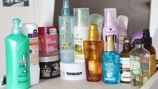 Saç Bakım Ürünlerim