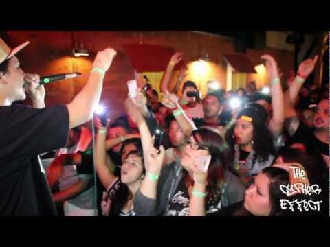 Nome One / Gavlyn / Top Dime / Reverie / SBHooliganz / Self Provoked ( Live )
